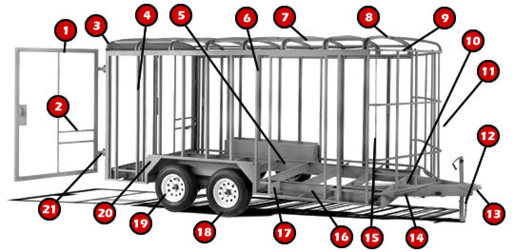 Car Carrier High Quality At An Incredible Price Featuring 16 On